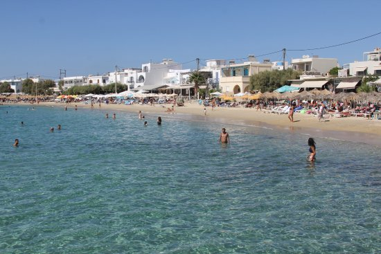 Old Town: plage