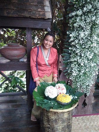 Chiang Mai Fruit Carving