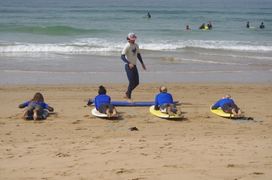 Tamraght, Morocco: Surf and personalised surf lessons