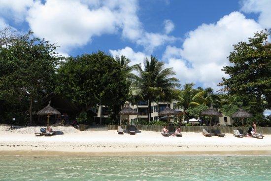 Le Cardinal Exclusive Resort: Vue de l'Océan