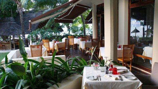 Le Cardinal Exclusive Resort: En route pour le dîner...