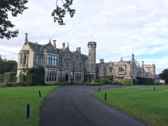 Heiton, UK: Roxburghe Hotel