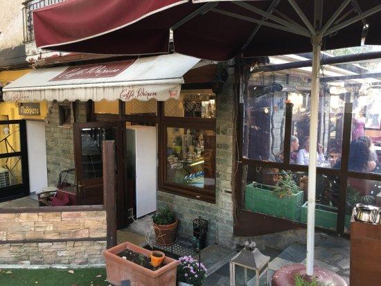 Kalampaki, Greece: Caffè Ithomi
