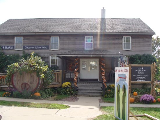 Amana, ไอโอวา: Heritage Haus
