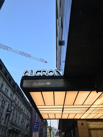 Radisson Blu Alcron Hotel, Prague: photo2.jpg