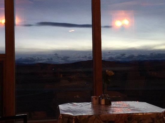 Longview, Καναδάς: Dinner with a view!