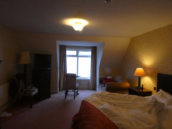 Sandhouse Hotel: third floor room