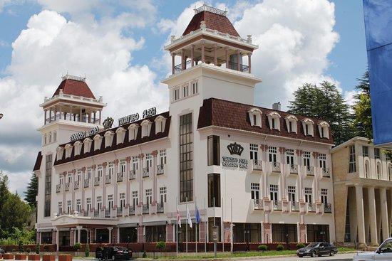Tskaltubo Plaza Hotel Photo