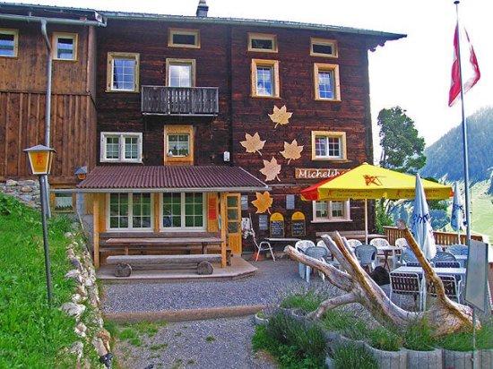 St. Antonien, Switzerland: Berggasthaus Michelshof St. Antönien