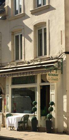 La Ciboulette: The restaurant