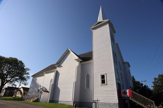 St Matthews United Church