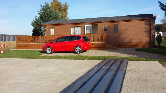 Maryculter, UK: Our 6 berth cabin at Deeside