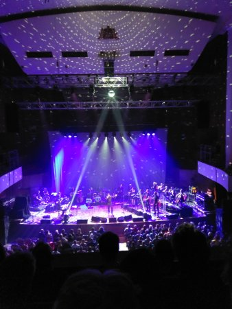 Colston Hall: Marc Almond - View from the front balcony