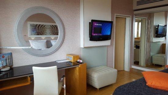Radisson Blu Hotel, Hamburg: Rom 2020, Soverom
