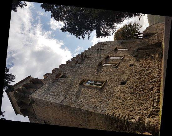 Gaiole in Chianti, Italië: Castello di Meleto