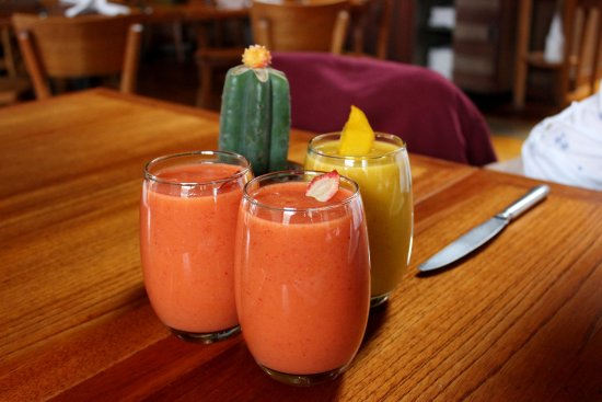 Greens Organic: Delicious fresh fruit juices