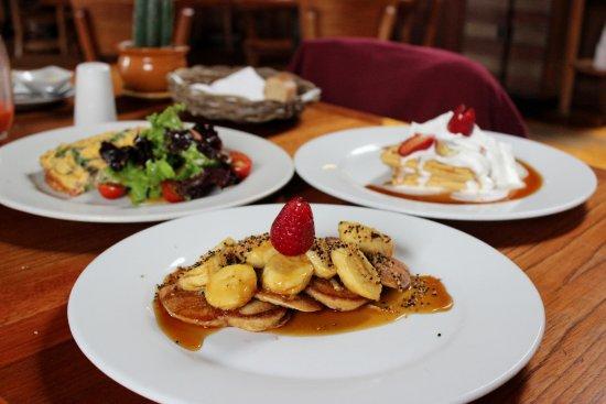 Greens Organic: Breakfast