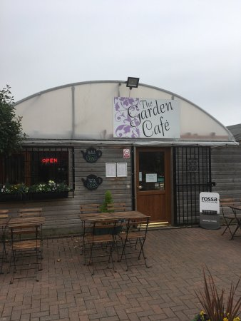Baginton, UK: The Garden Cafe