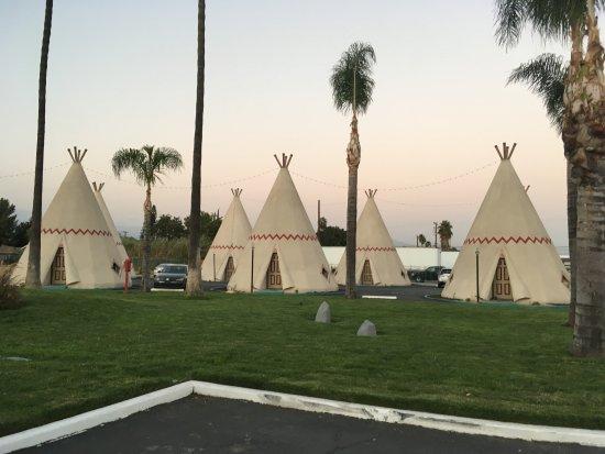 Wigwam Motel Picture