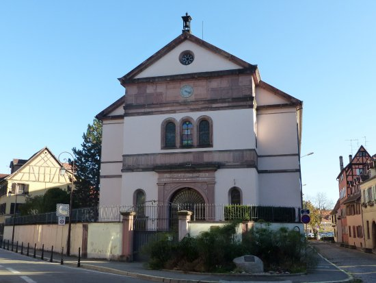 ‪Synagogue of Colmar‬