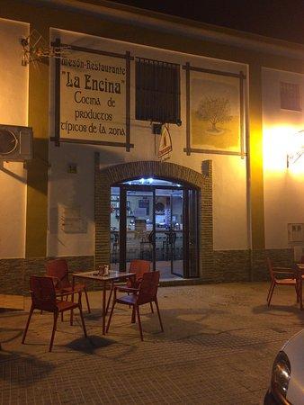 El Real de la Jara, Spanyol: Restaurante
