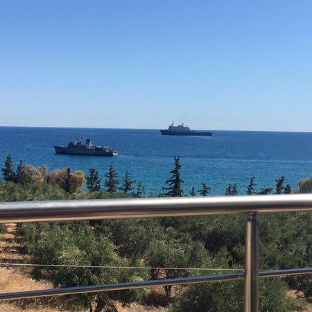 Kalami, Grèce : Marine scenes!