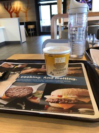 Bay City, MI: Oatmeal breakfast