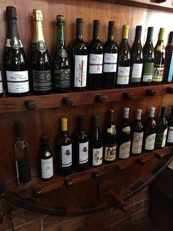 Casa Del Nonno Vitivinicola: Todos os vinhos desta maravilhosa vinicola