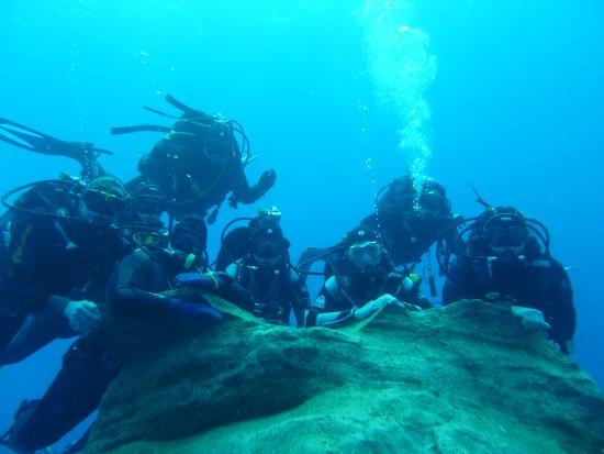 Bugibba, Malta: Our group