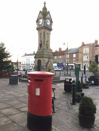 Clock Tower Thirsk