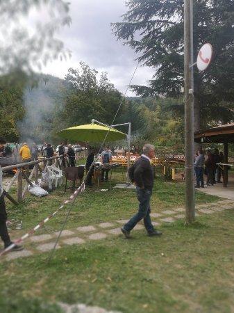 Valle Castellana, Italy: Sagra autunno 2017....fantastica!