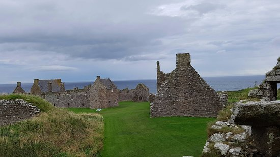 Stonehaven, UK: More to it than a simple castle!