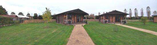Smarden, UK: Tiger Lodge
