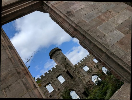 Lowther Castle and Gardens: IMG_20170902_130323_large.jpg