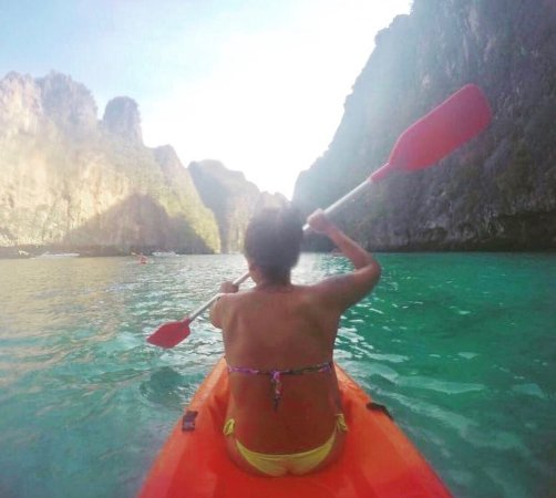 Phi Phi The Beach Resort: Amazing Nature