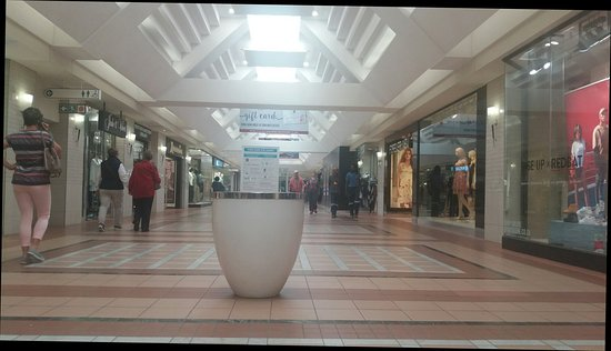 This mall is great for anyone living in Strand, Somerset West or Gordon's Bay. It means that we do not have to travel to the city. The mall is well maintained and has all the large retailers/5(80).