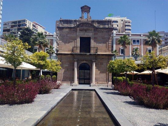 La Capilla del Puerto de Malaga