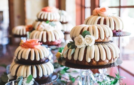 bundt wedding cakes nothing bundt cakes 2785 bee cave rd 12222