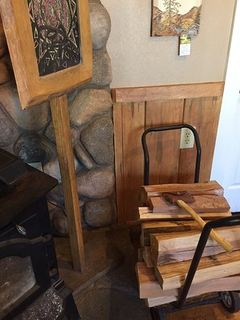 Twain Harte, Californien: Alicia's Sugar Shack