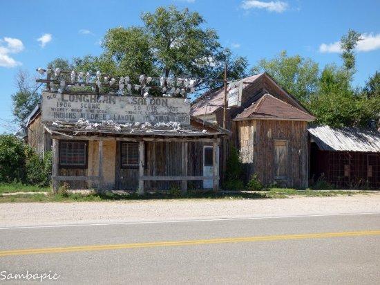 Scenic, South Dakota: Scenic eine Geisterstadt die mal für 799.000 Dollar zum Kaufen angeboten wurde