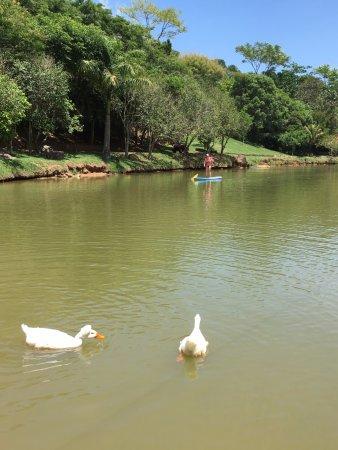 Socorro: Stand up no lago do Aui Mauê