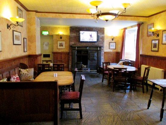 Piercebridge, UK: Bar