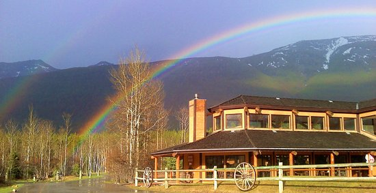 Kananaskis Country, Canada: Main Lodge