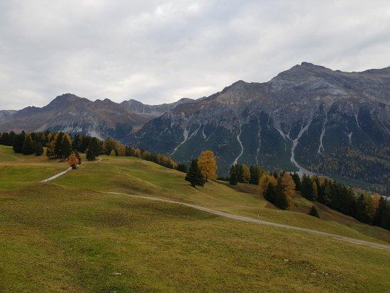 Lenzerheide, สวิตเซอร์แลนด์: Ausblick