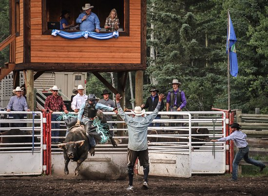 Boundary Ranch: Wild West Rodeo