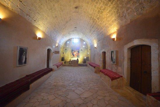 Rethymnon, Grækenland: monastery