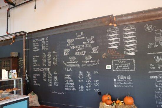 West Dennis, MA: Blackboard specials