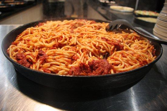 Anderson, Güney Carolina: Spaghetti
