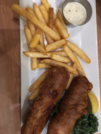 Pullman, WA: Fish & Chips (don't let the exterior fool you)