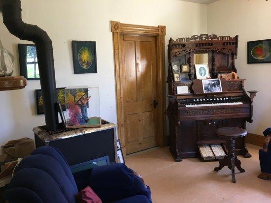 Glen Margaret, Kanada: pump piano